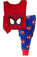 Пижама Spiderman для мальчика 130 см.