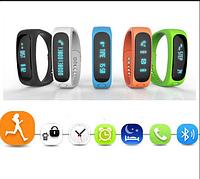 Умные смарт-часы E02 для андроид и айфон