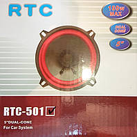 Автоакустика RTC  13см штука