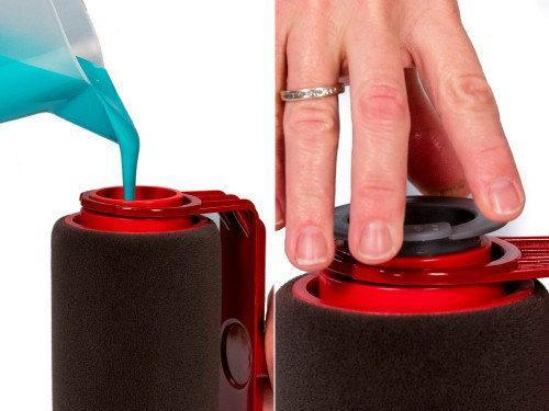 Валик для покраски Paint Rocer с резервуаром - Shopsale в Харькове