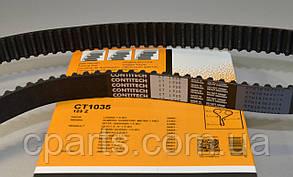 Ремінь ГРМ Renault Dokker 1.5 DCI (Contitech CT1035)(висока якість)