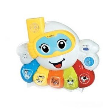 """Розвиваюча іграшка орган """"Восьминіжок"""" 955 (2 кольори)"""