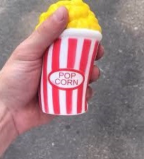 Сквиш-антистресс попкорн