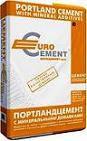 Цемент ПЦ 500  Евроцемент (50 кг)