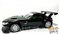 Машина BMW Z4 GT3 на радиоуправлении 866-1812B аккумулятор 4.8V (черный), фото 3