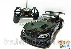 Машина BMW Z4 GT3 на радиоуправлении 866-1812B аккумулятор 4.8V (черный), фото 2