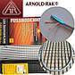 Двужильный нагревательный мат Arnold Rak FH-ЕС 2140, фото 3