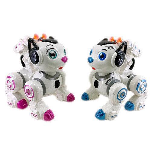 Игрушечная собака-робот
