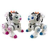 Роботизированная собачка, со световыми и звуковыми эффектами, стреляет присосками, фото 3