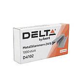 Скоби Delta №24/6 1000 шт