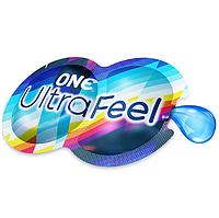 Презервативы ONE UltraFeel 2-в-1 (презерватив и лубрикант)