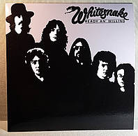 CD диск Whitesnake - Ready an' Willing, фото 1