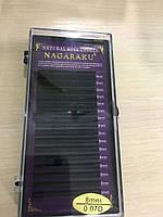 Ресницы Nagaraku толщина 0,07 изгиб D длина 8