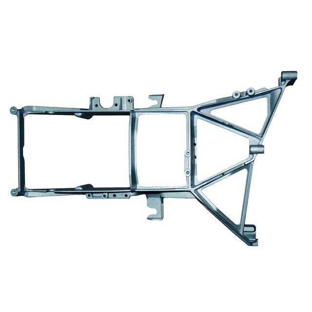 Конструкция опорная для фары правая DAF XF95/XF105 1396937