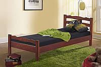 Кровать деревянная Венера 0.9, фото 1