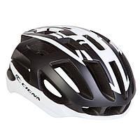 VT Cigna TT-4 Шлем велосипедный шоссе черный-белый L