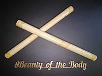 Бамбуковые палочки для креольского массажа 45 см.