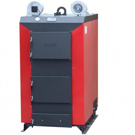 Твёрдотопливный котёл длительного горения МАЯК КТР-75 ECO MANUAL (ЭКО МАНУАЛ 75 кВт)