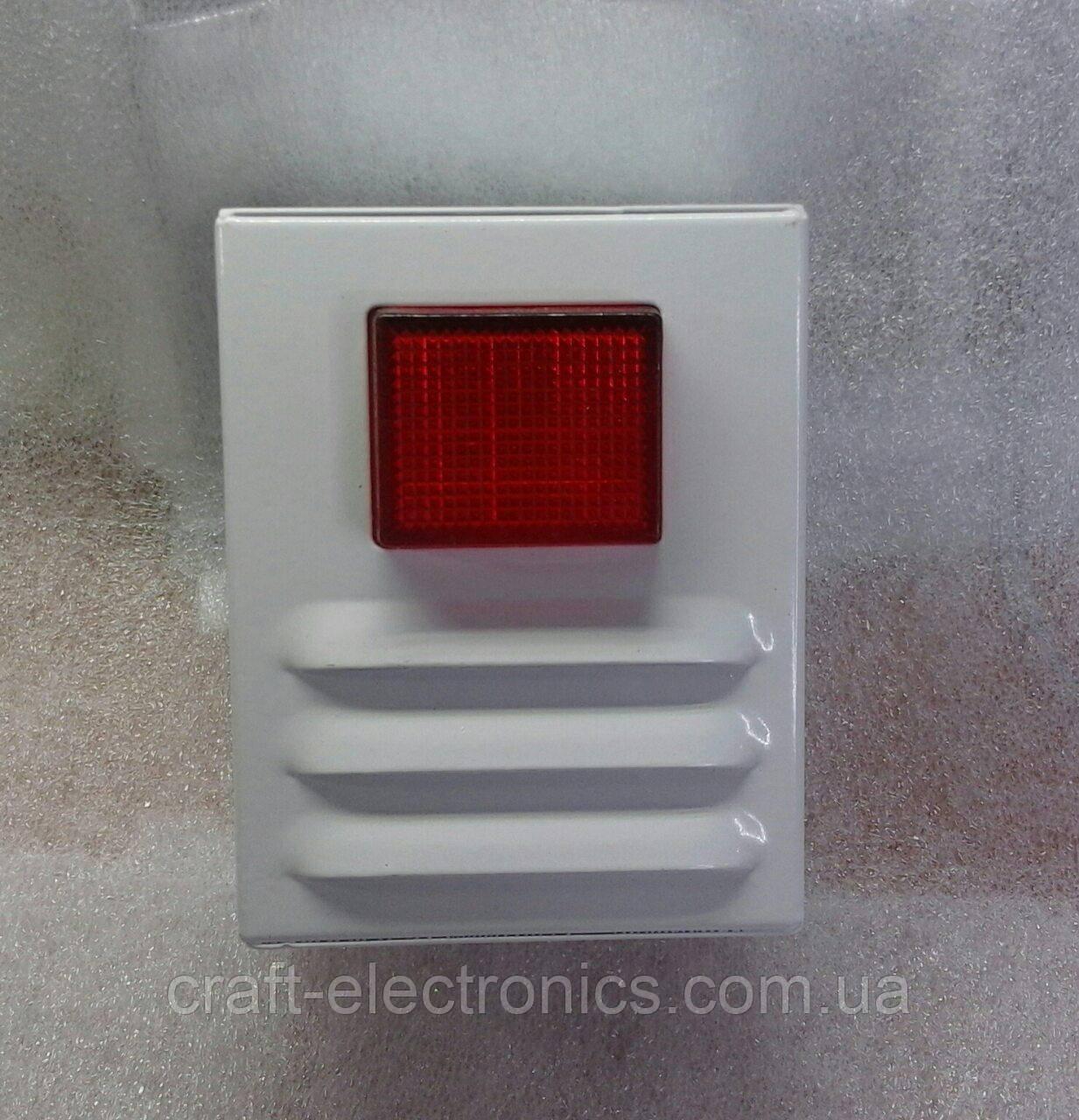 Сирена свето-звуковая (оповещатель) ОСЗ-5 (120дБ)