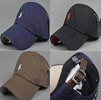 Дешевая кепка Polo Ralph Lauren. Стильная Бейсболка. Кепки унисекс. Оригинальное качество.  Код: КШТ16