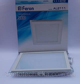 Светодиодная-я панель Feron AL2111 30W 5000K