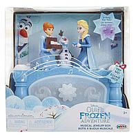 Disney музыкальная шкатулка Frozen Olaf's Musical Memory Box