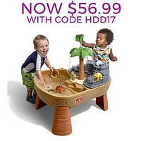 """STEP 2 Стол для игры с песком и водой \""""DINO DIG\"""" (874500)"""
