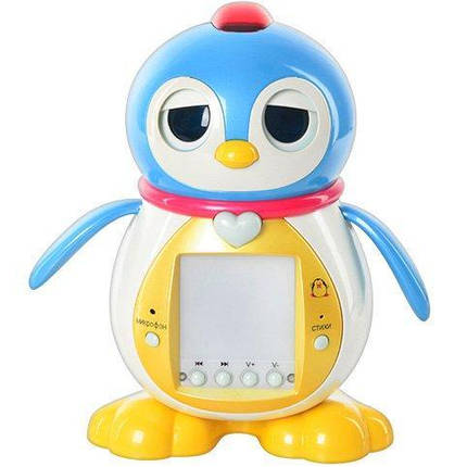 """Развивающая игрушка """"Интерактивный пингвин Тиша"""" с пультом управления T 46 D 175/2050 (2 цвета), фото 2"""