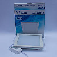Светодиодная панель Feron AL2111 20W 5000K (корпус -белый)