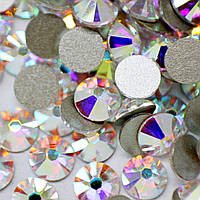 Камни Swarovski Сrystal AB(арт 2058) ss7(2,2мм). 100шт.