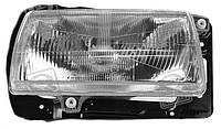 Фара правая Vw Jetta II 1983 - 1992, механ., без сервопривода, с рамкой, (FPS, FP 9541 R2-P) OE 166941017 - шт.