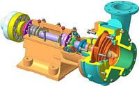 Шламовый насос ШН 250-34 (ШН 270-40)