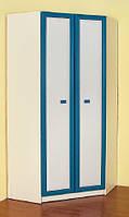 Шкаф угловой Твинс  2200х1022х465мм  Сокме