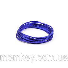 Шнур (синий)