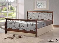 Кровать кованая Лиза Н 160 (Liza N 160)