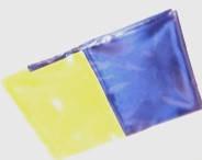 Флаг Украины 90х135см (атлас)