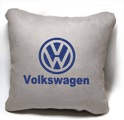"""Автомобильная подушка """"Volksvagen"""""""