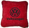 """Автомобильная подушка """"Volksvagen"""", фото 3"""