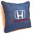"""Автомобильная подушка """"Honda"""", фото 2"""