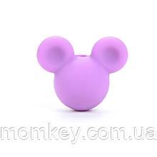 Микки 24*20*15 мм (фиолетовый)