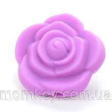 Троянда 21*21*19 мм (фіолетовий)