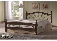 Кровать кованая Грета 160 (Greta160)