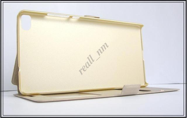 оригинальный чехол Double window для Huawei Ascend P8