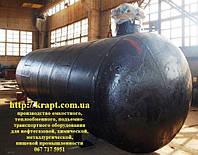 Емкость для СУГ, резервуар для газа  25 м.куб, подземная
