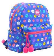 Рюкзак підлітковий для дівчинки Yes ST-32 Pumpy 555438, 28 * 22 * 12 см