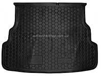 Резиновый коврик багажника Kia Rio 2015- (седан) Avto-Gumm