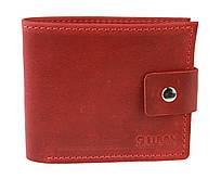 Кошелек женский кожаный маленький SULLIVAN kgm1(8) красный