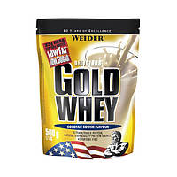 Протеин WEIDER GOLD WHEY 500 g Coconut - Cookie