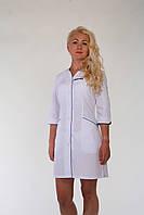 Медицинский халат 21101 (батист)