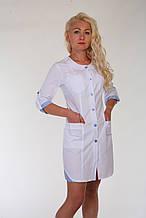 Медицинский халат 21102 (батист)